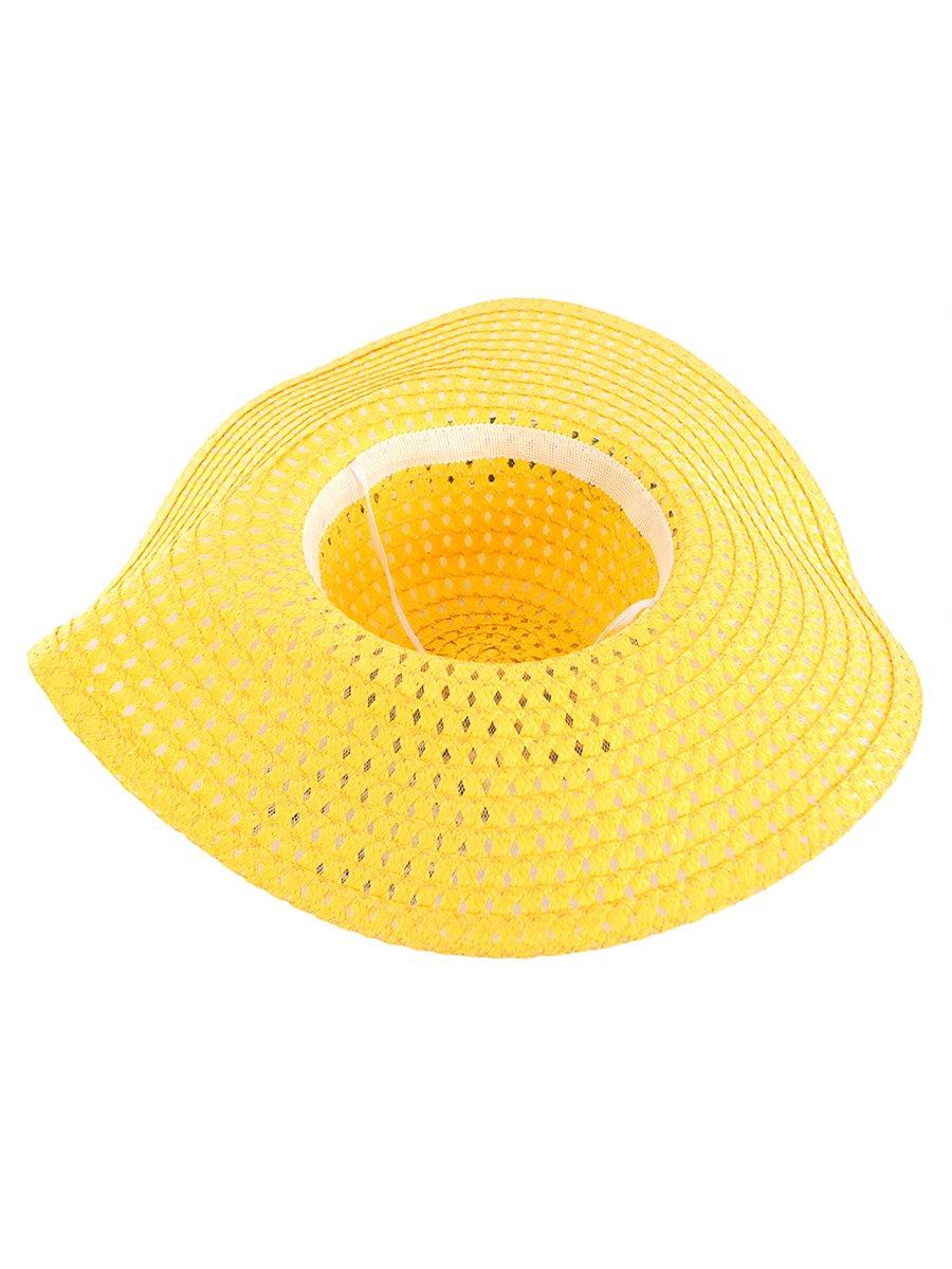 Капелюх жовтий | 3190918 | фото 3