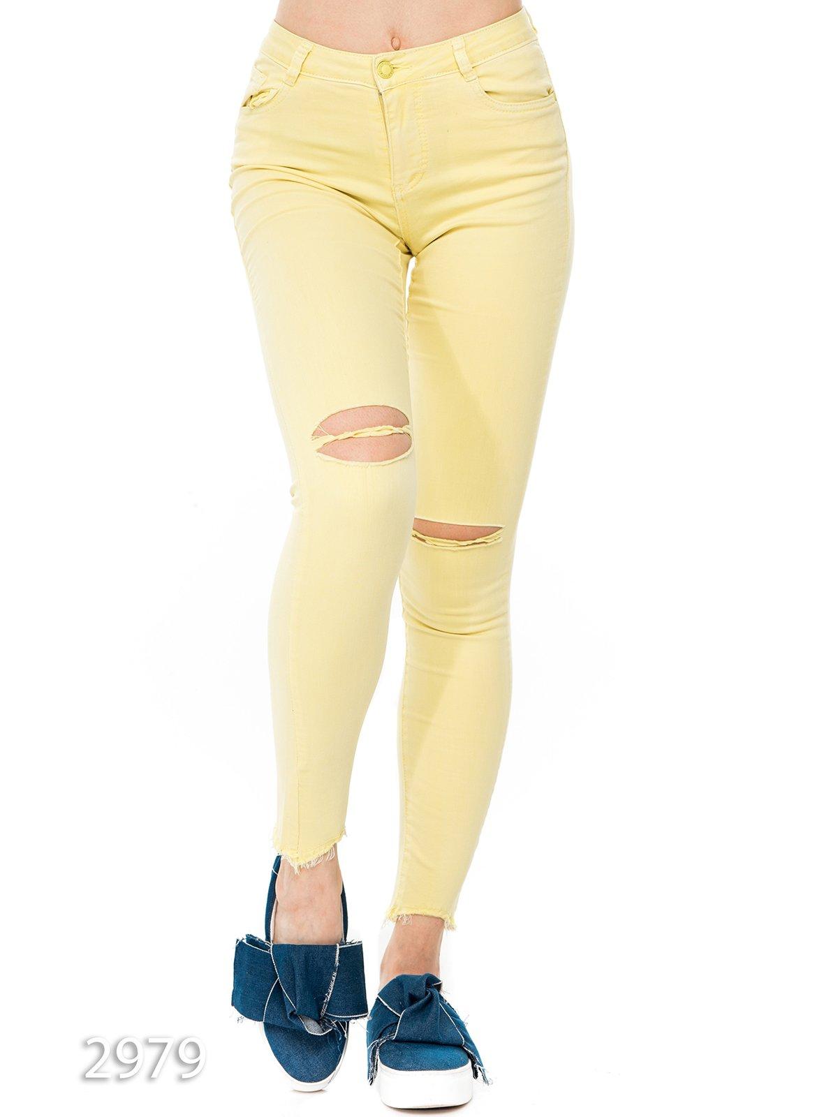 Джинси жовті | 3265976