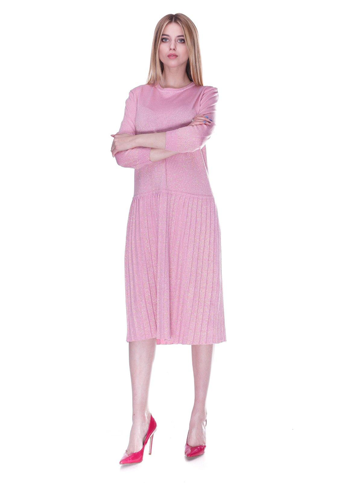 Платье розовое   3245079
