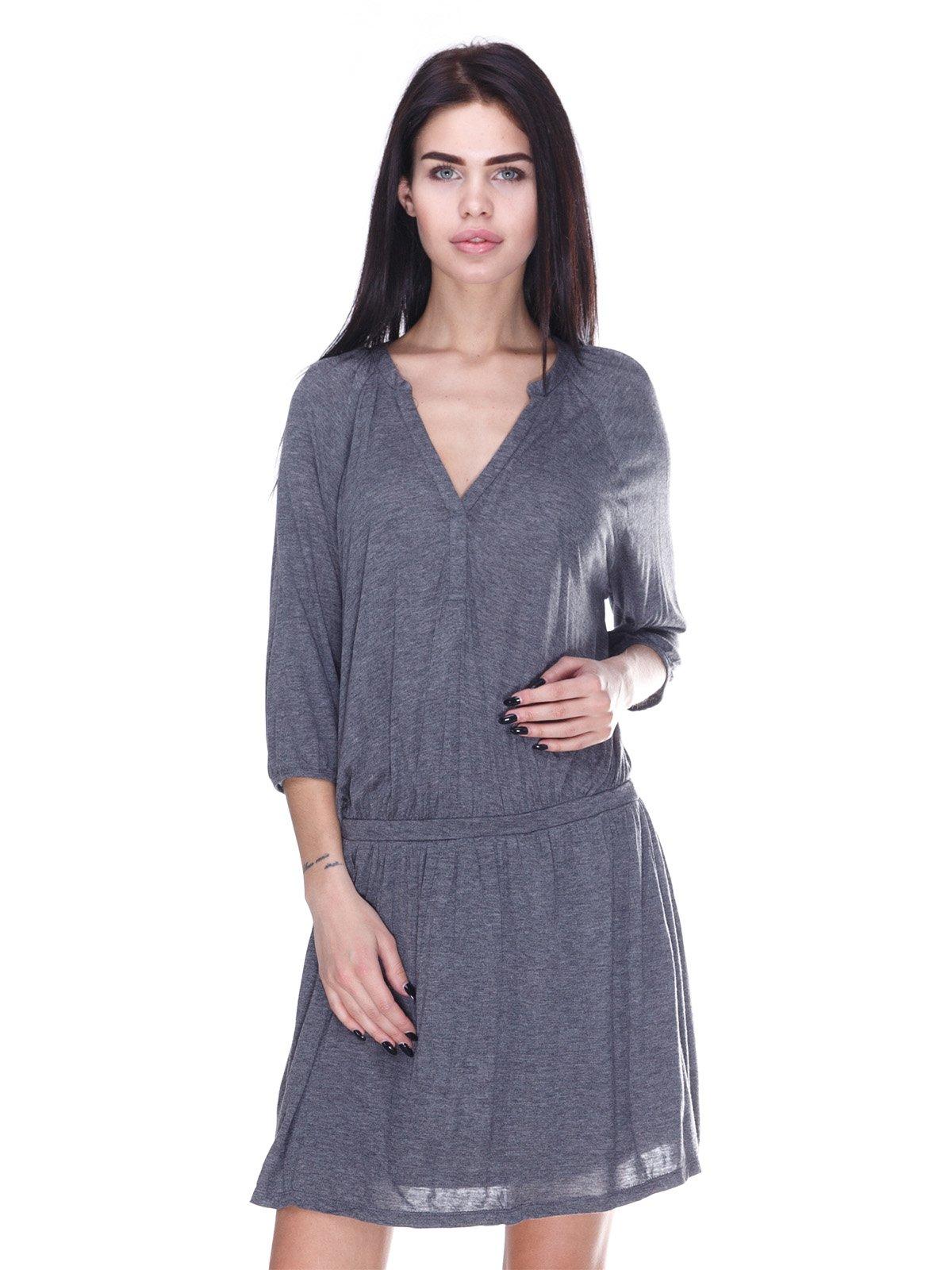 Сукня сіра | 3218781