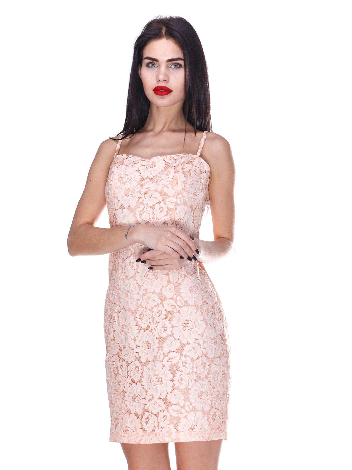 Сукня персикового кольору | 3255725