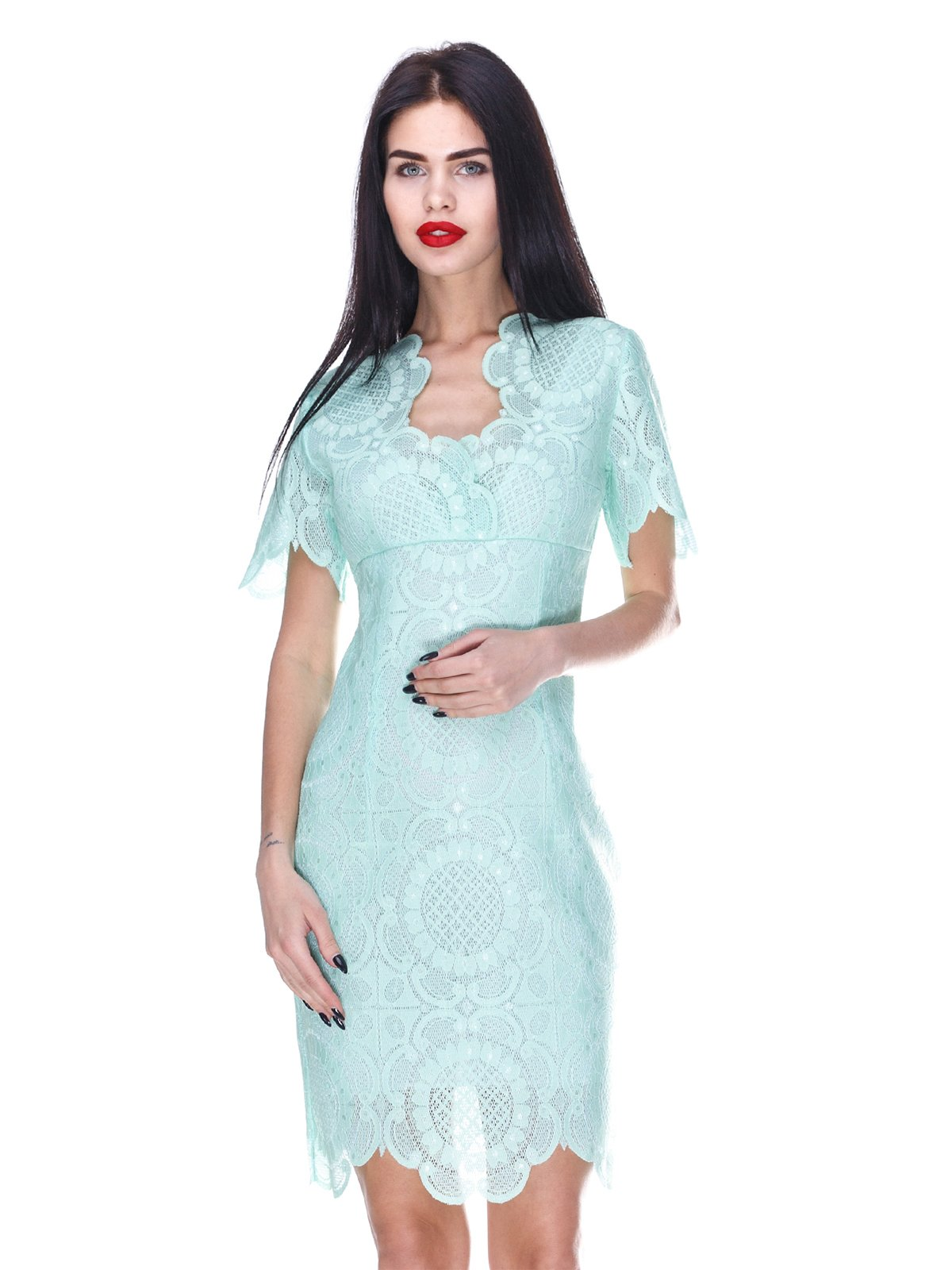 Сукня м'ятного кольору | 3255712