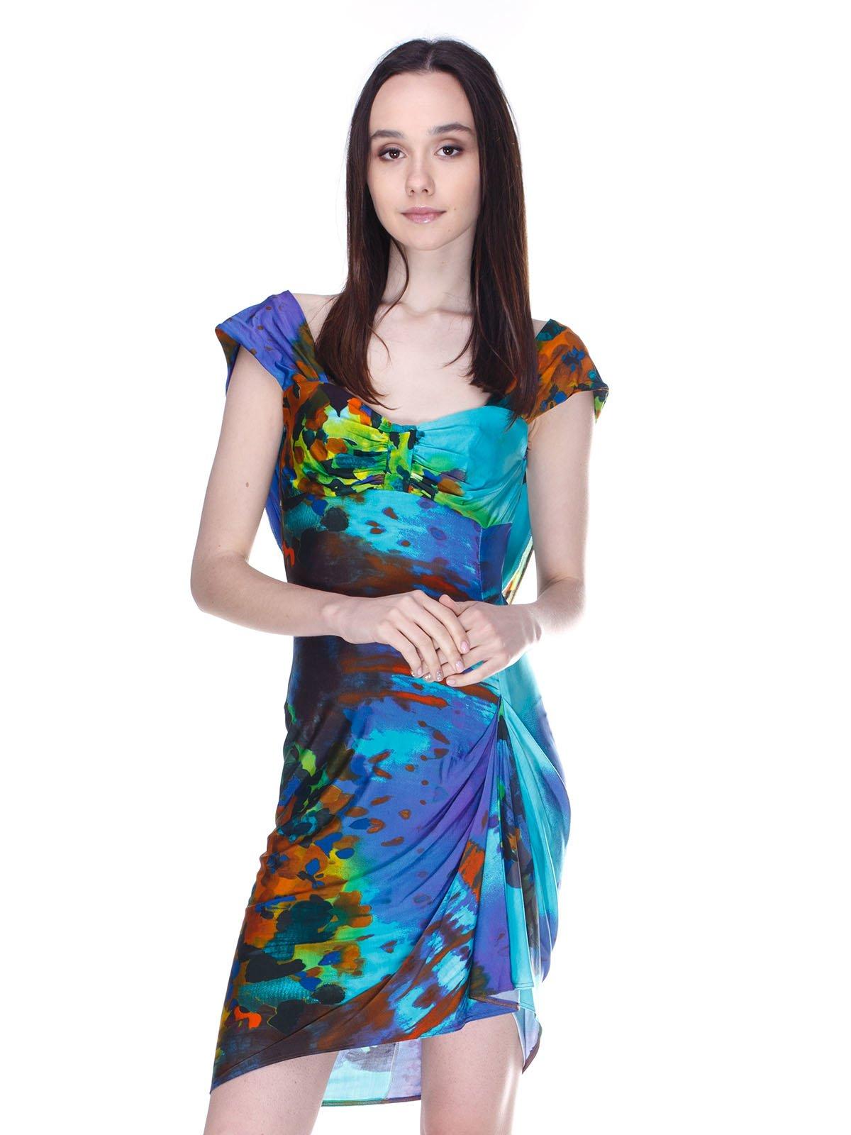 Платье в принт   3273291