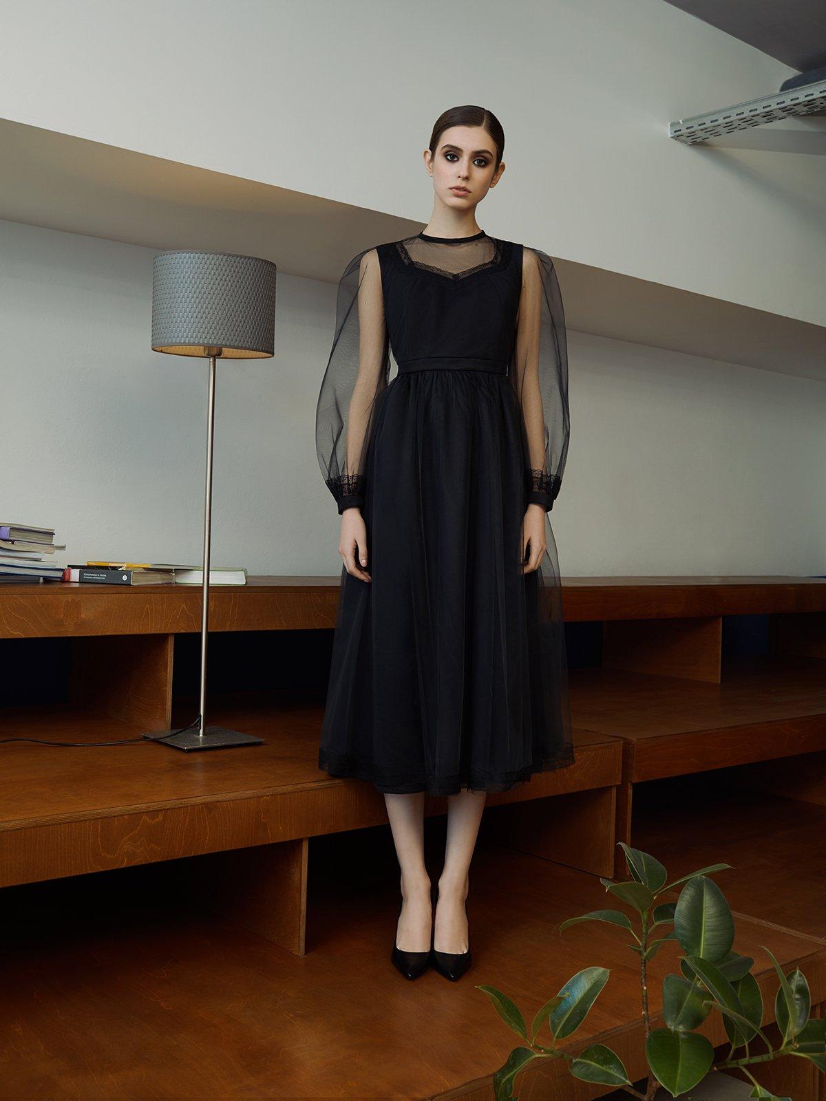 Сукня чорна | 3225582