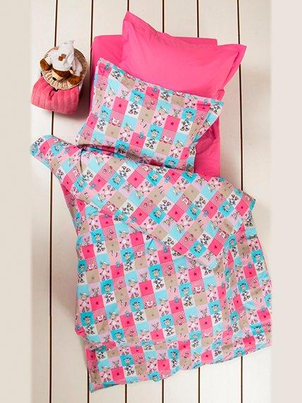 Комплект постельного белья подростковый | 3283512