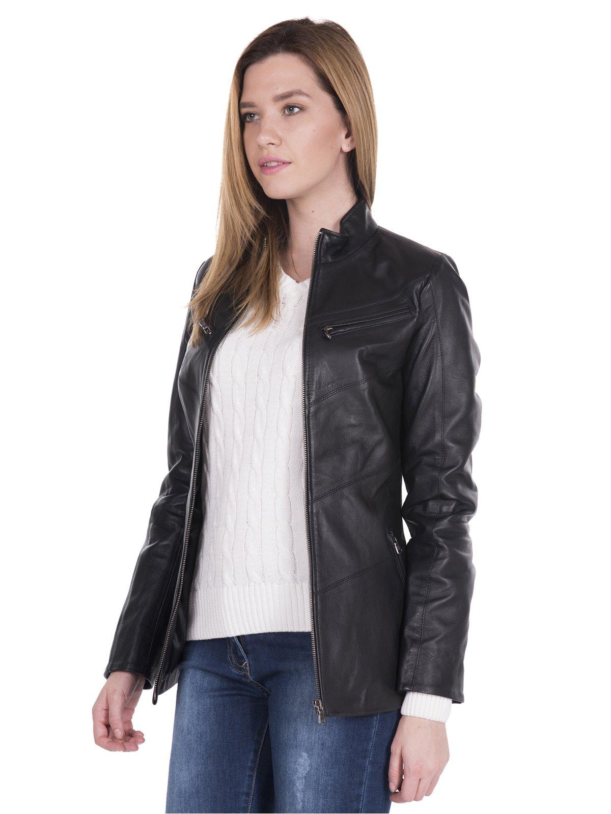 Куртка черная | 3283946 | фото 2