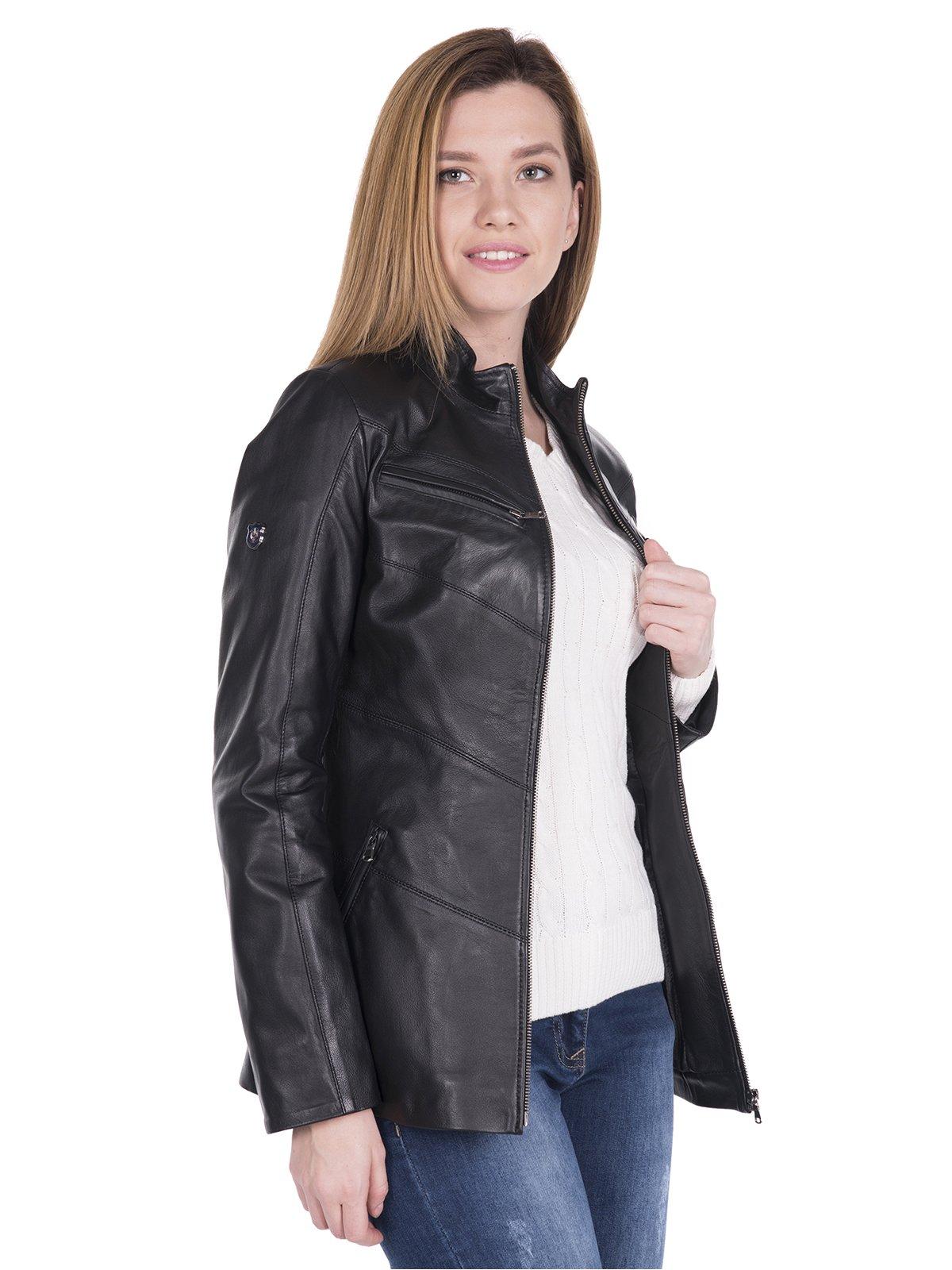 Куртка черная | 3283946 | фото 4