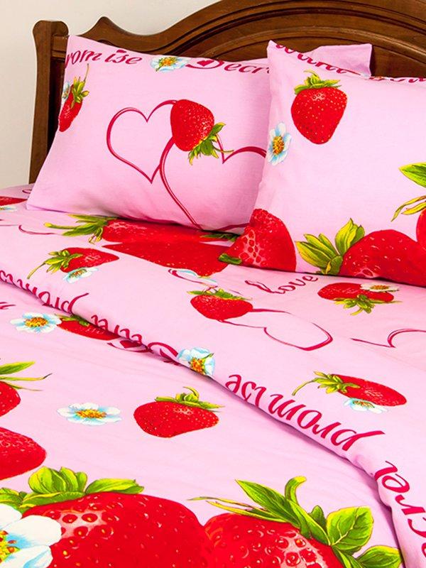 Комплект постельного белья семейный | 3283556