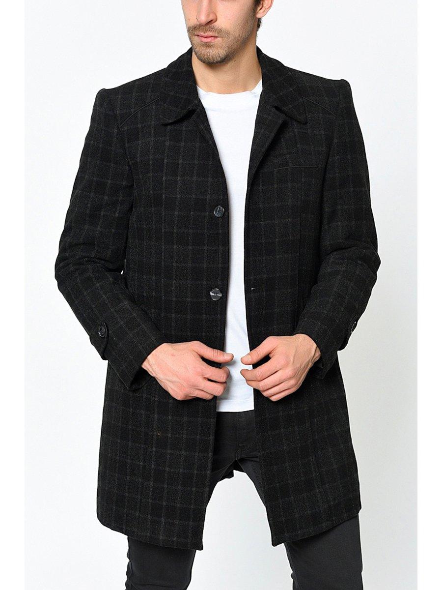 Пальто клетчатое | 3289495