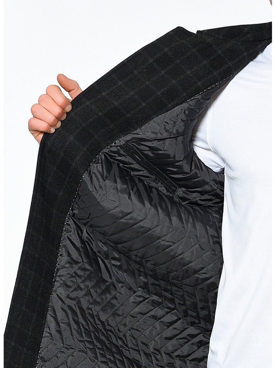 Пальто клетчатое | 3289495 | фото 5