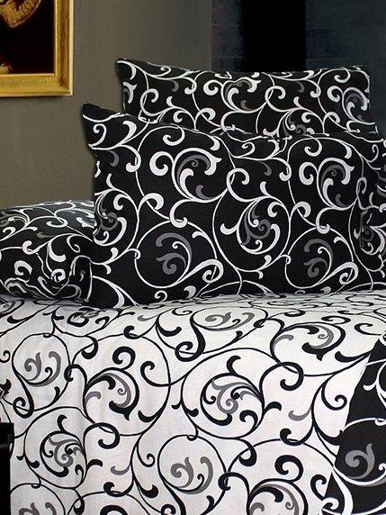 Комплект постельного белья двуспальный (евро) | 3296070