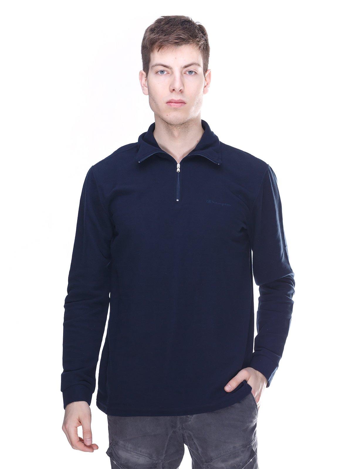 Джемпер темно-синій   3180194