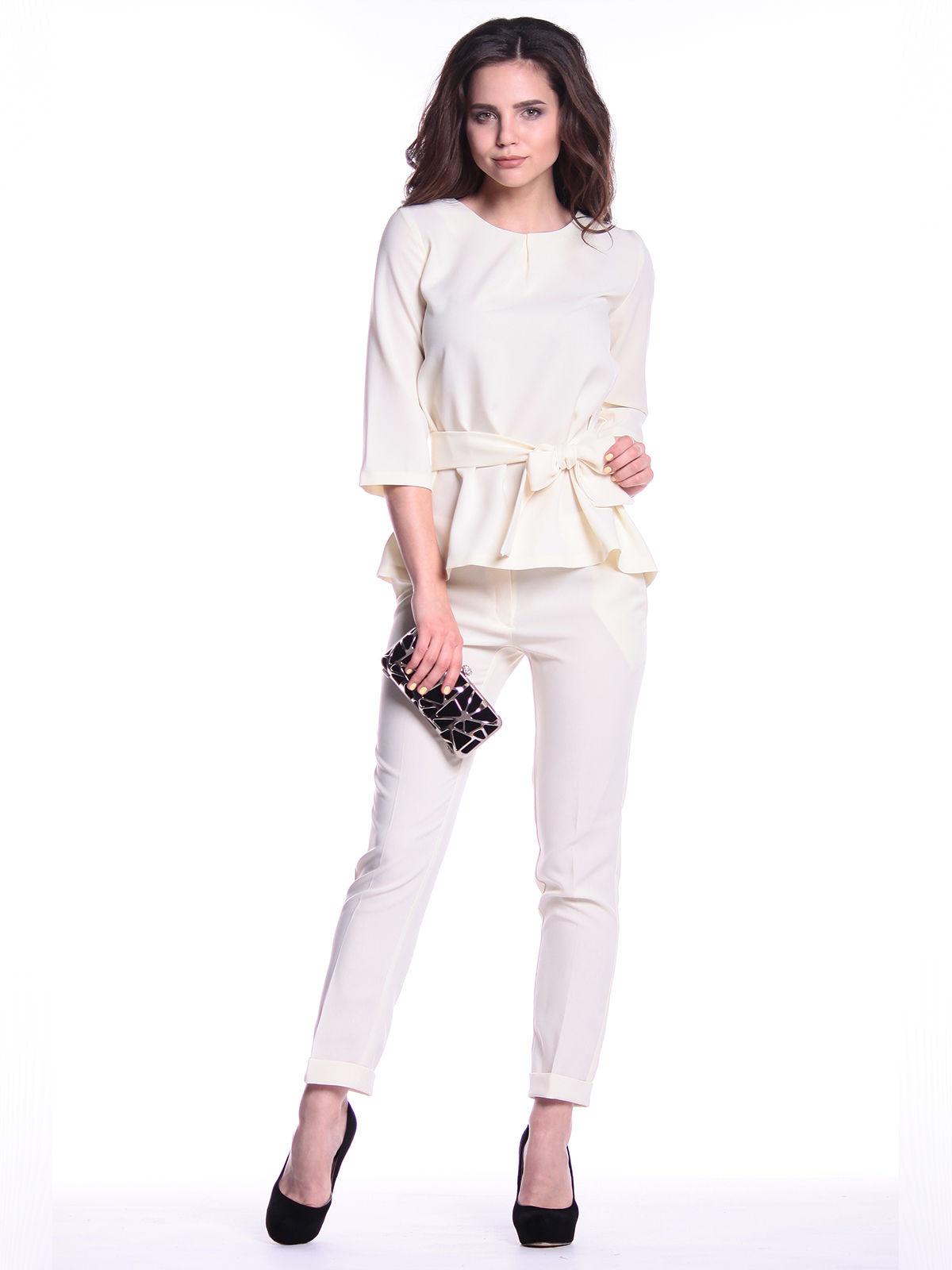 Костюм: блуза и брюки | 3302019