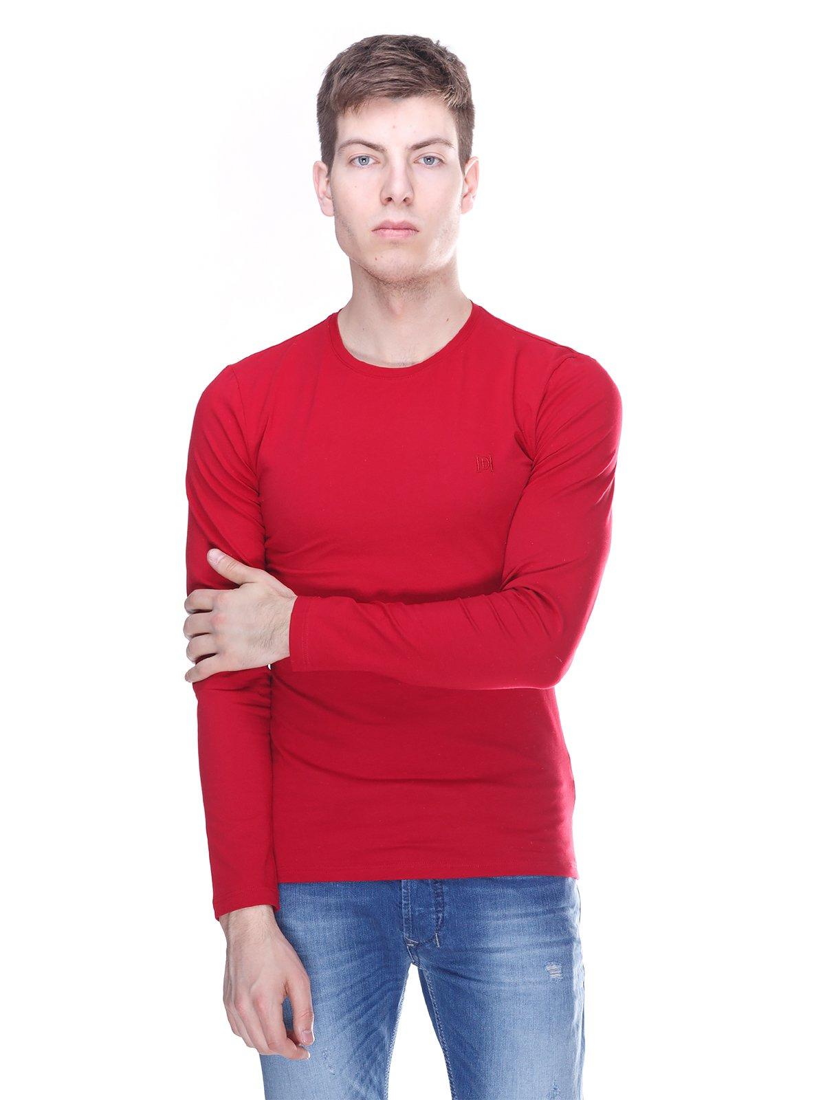 Лонгслів червоний   3180276