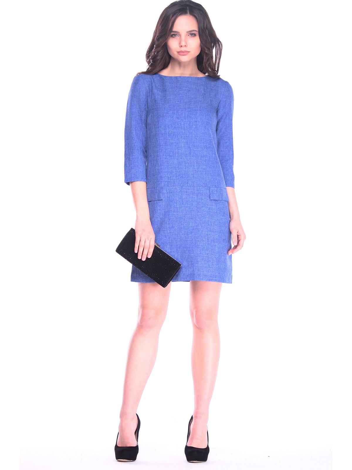 Сукня синя | 3214935