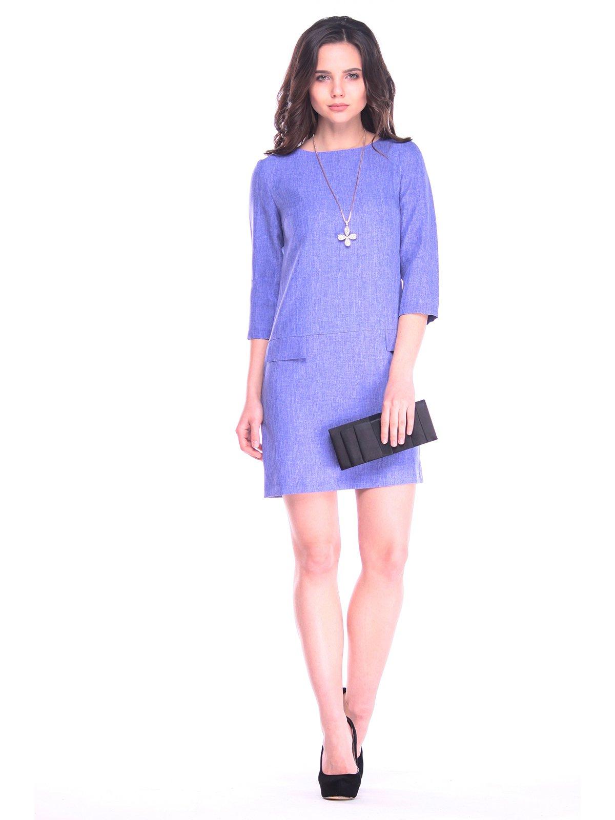 Платье фиолетовое | 3214936