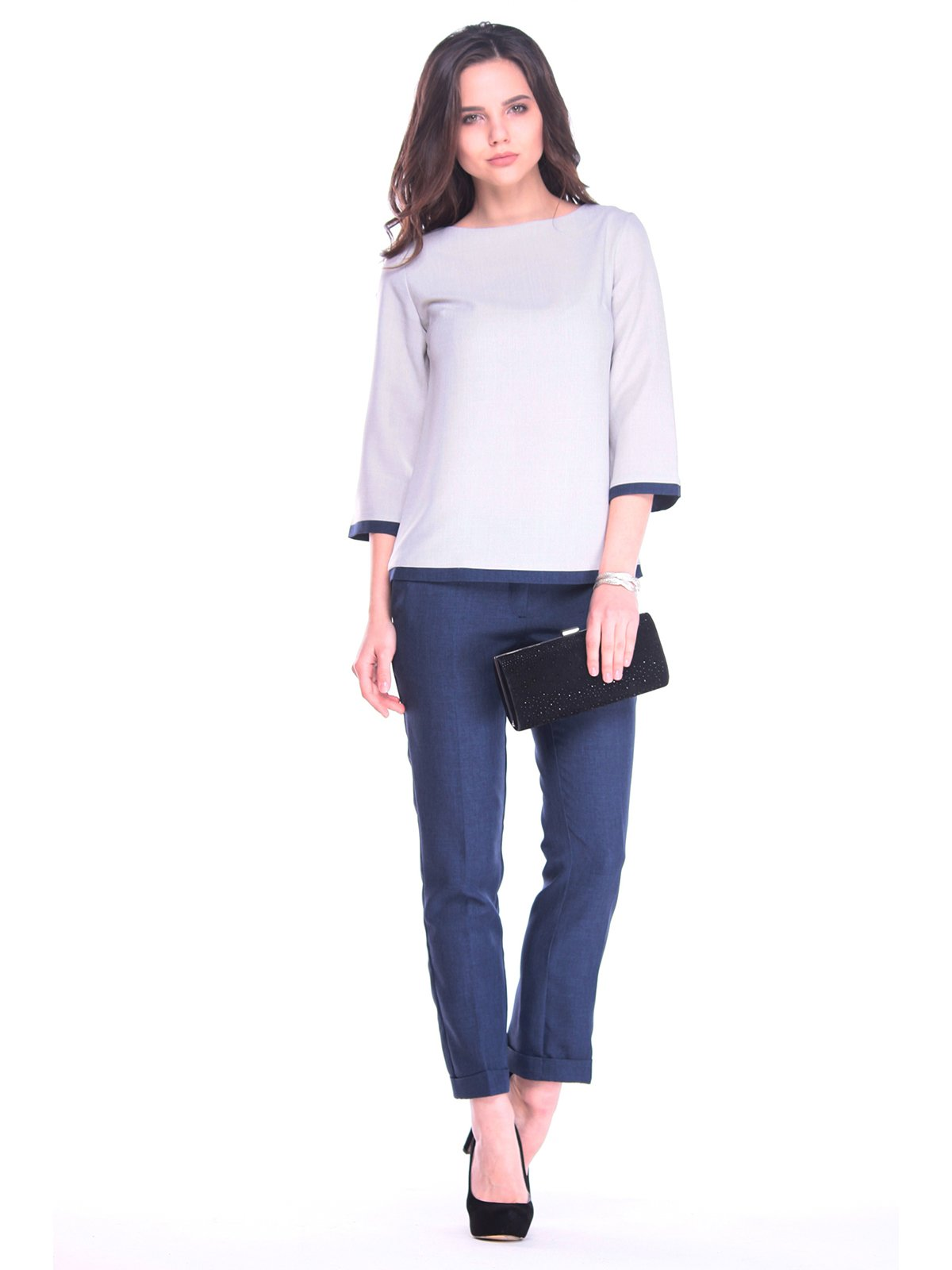 Комплект: блуза и брюки | 3214941