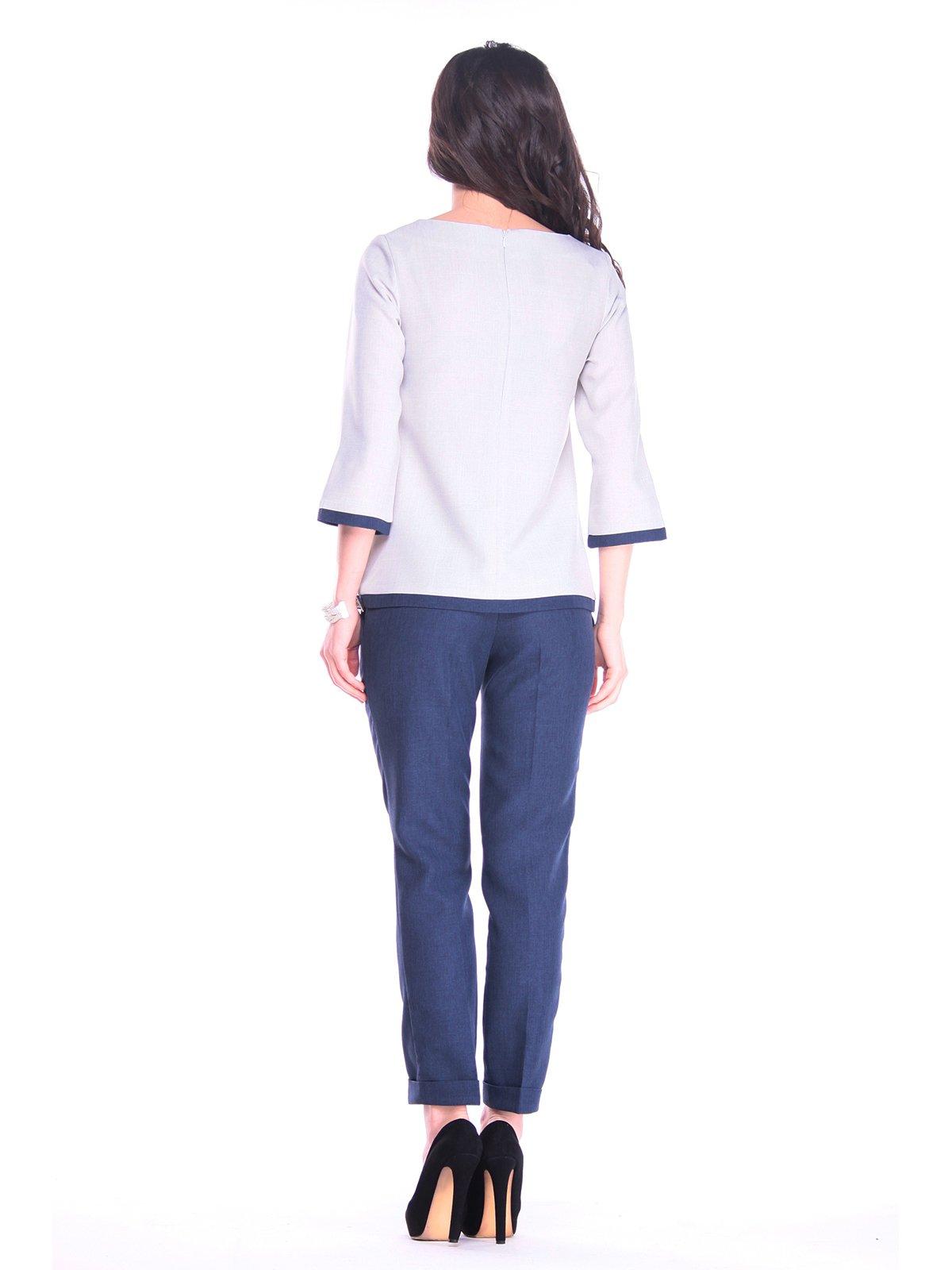 Комплект: блуза и брюки | 3214941 | фото 2