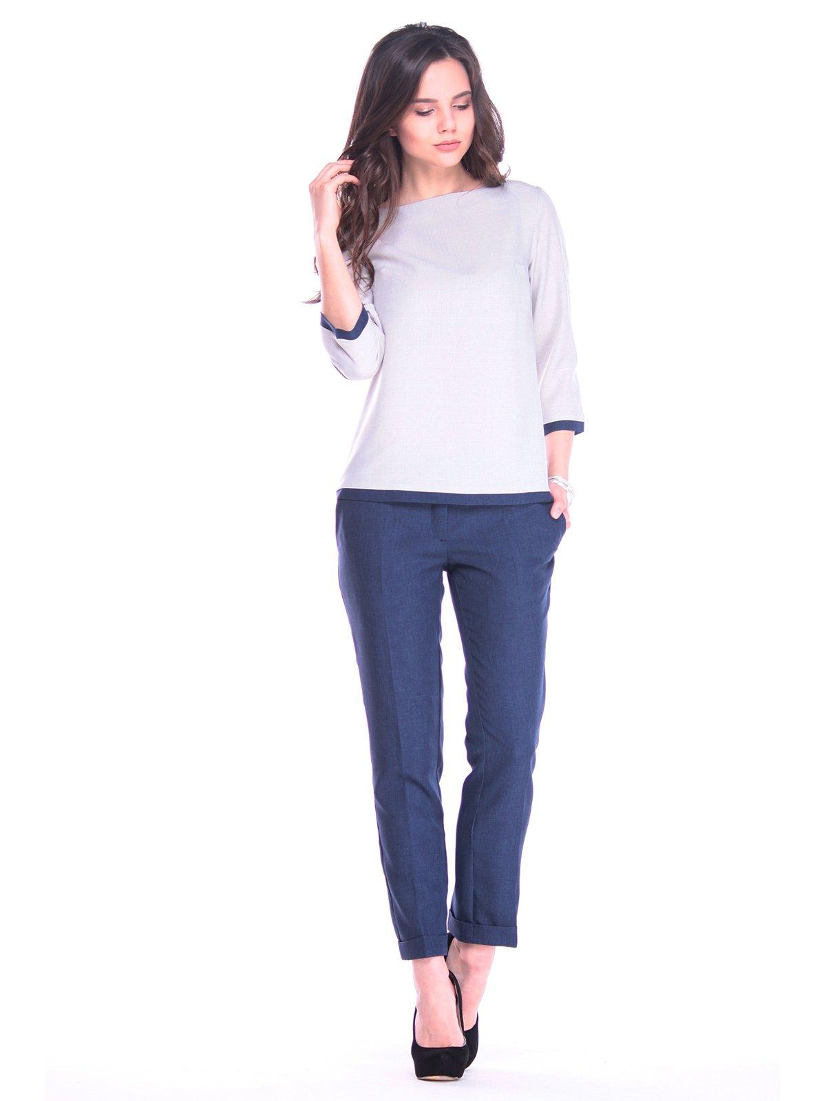 Комплект: блуза и брюки | 3214941 | фото 4