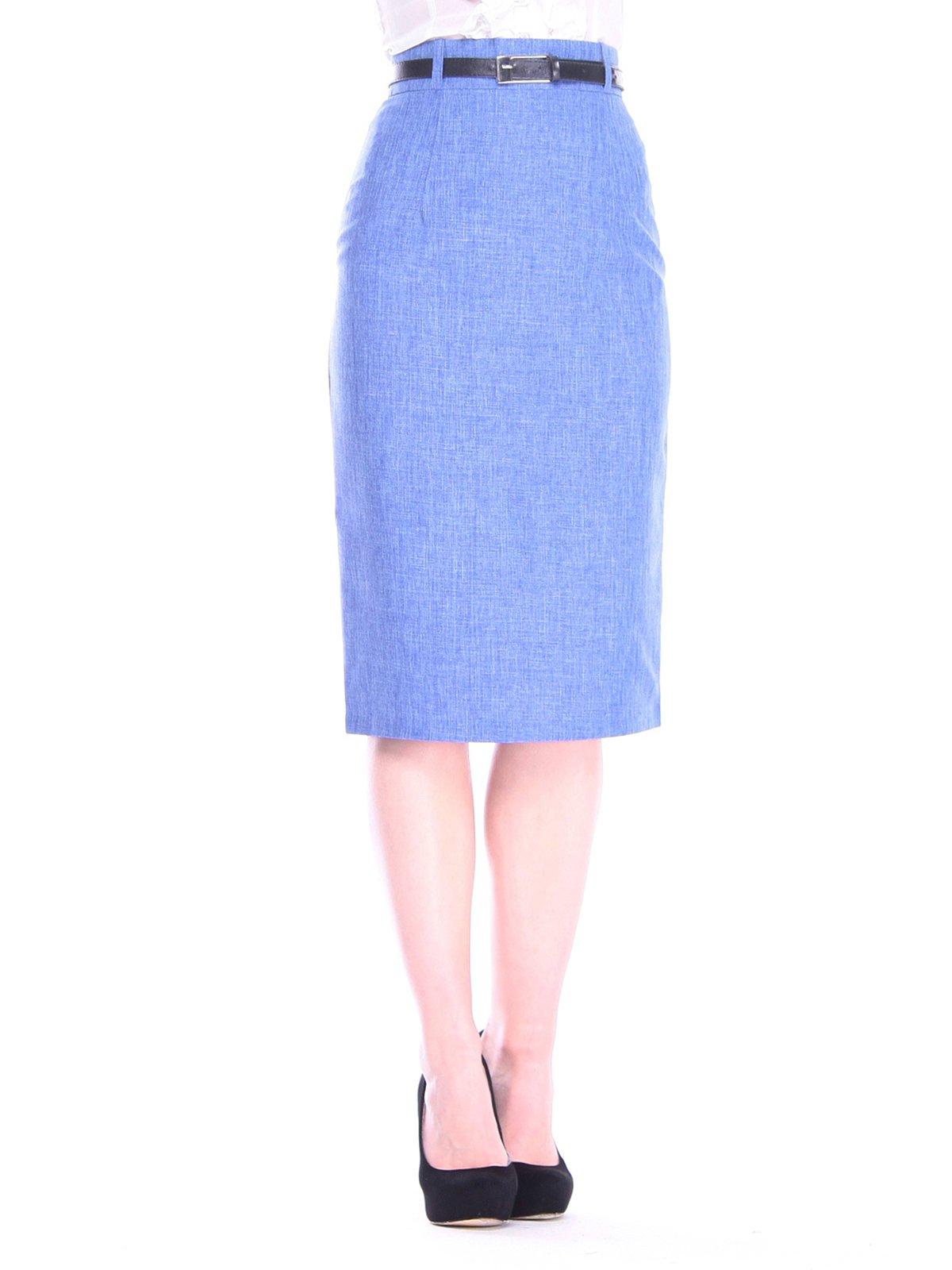 Спідниця синя   3258177
