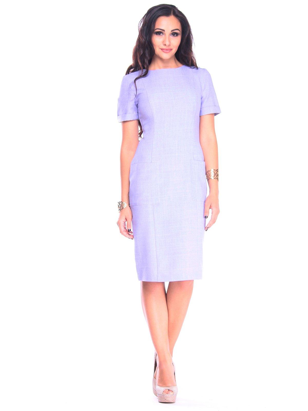 Сукня світло-фіолетова   3258203