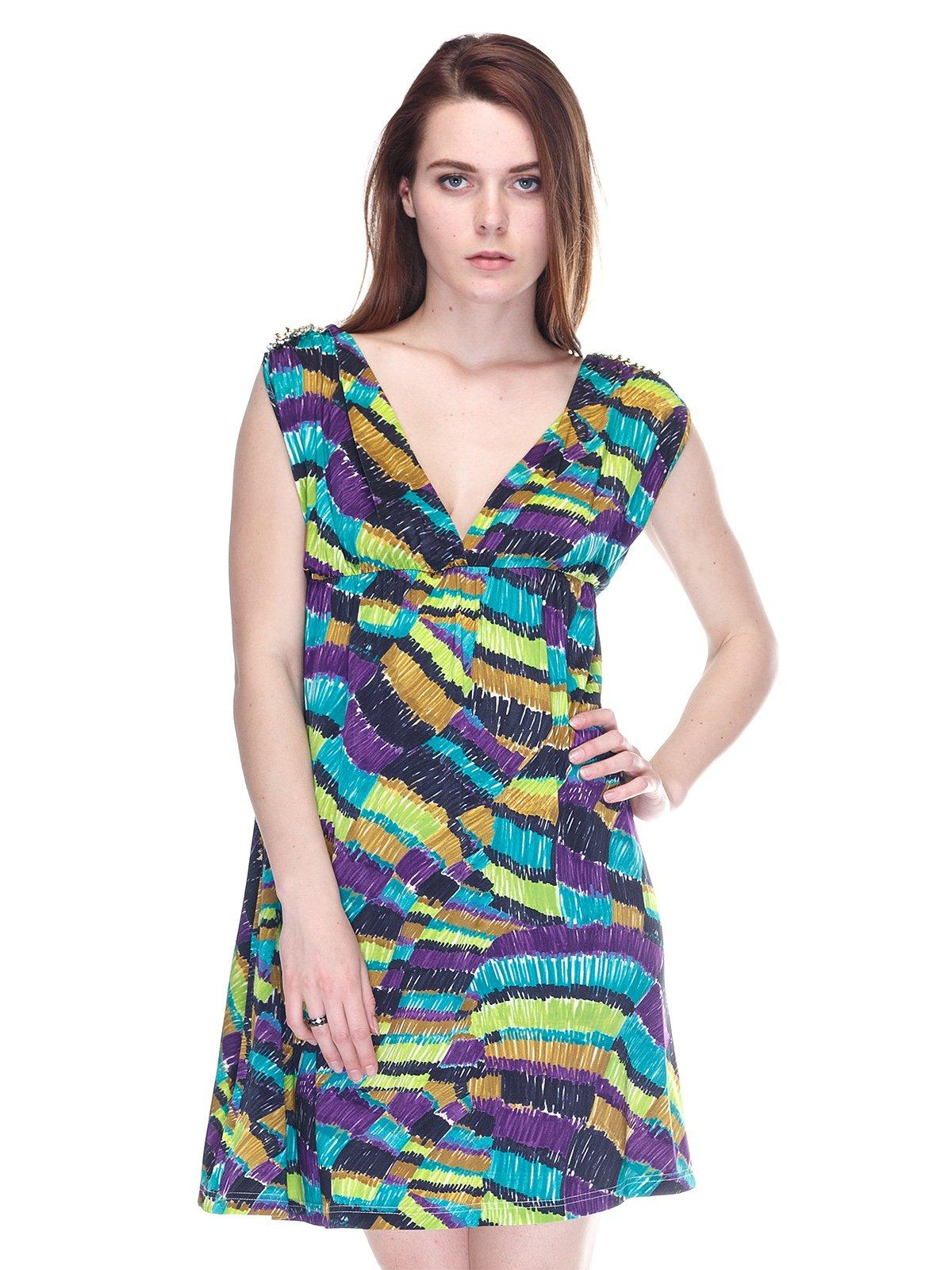 Платье в принт | 3276562