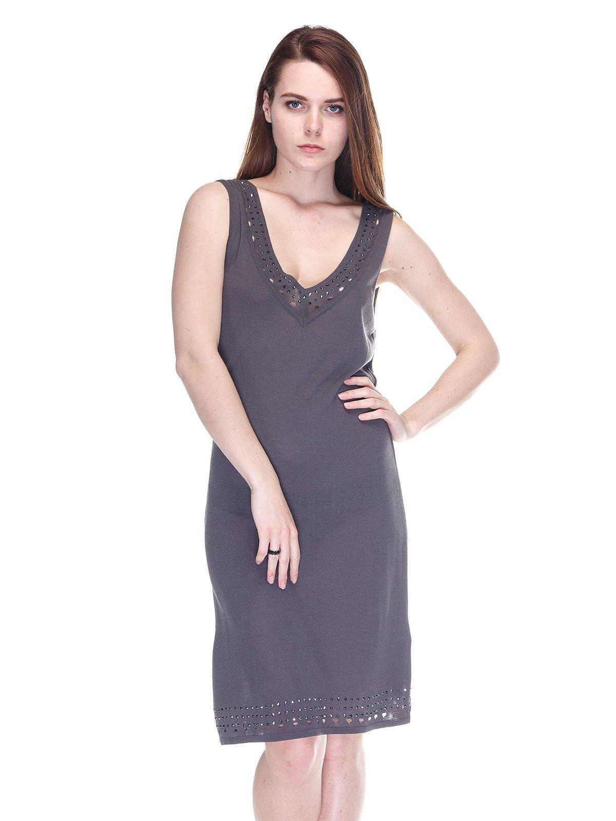 Сукня темно-сіра   3276611