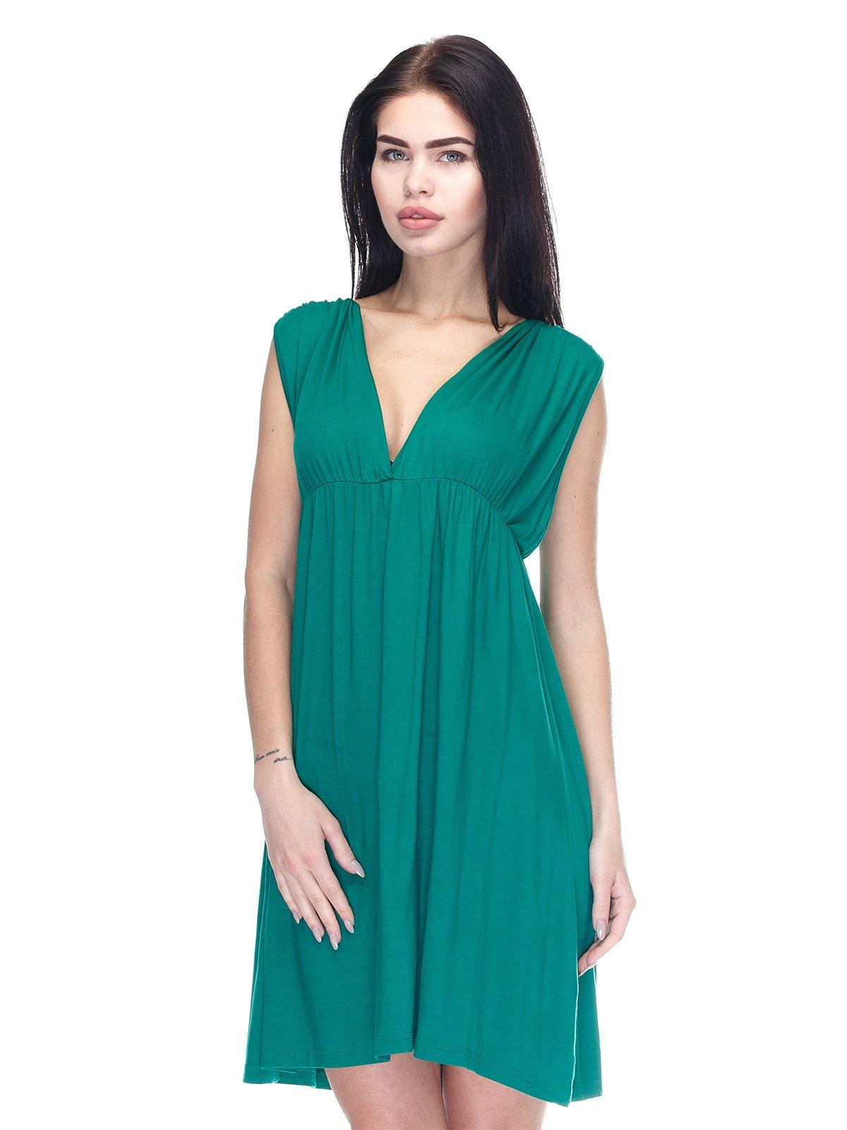 Платье зеленое | 3276561