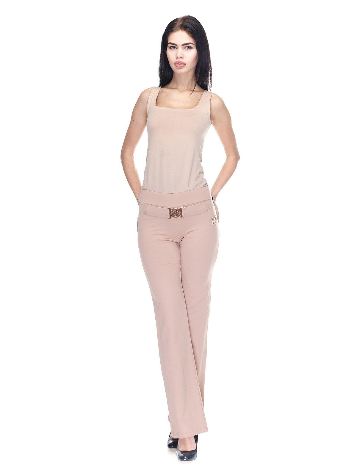 Штани персикового кольору | 3276571
