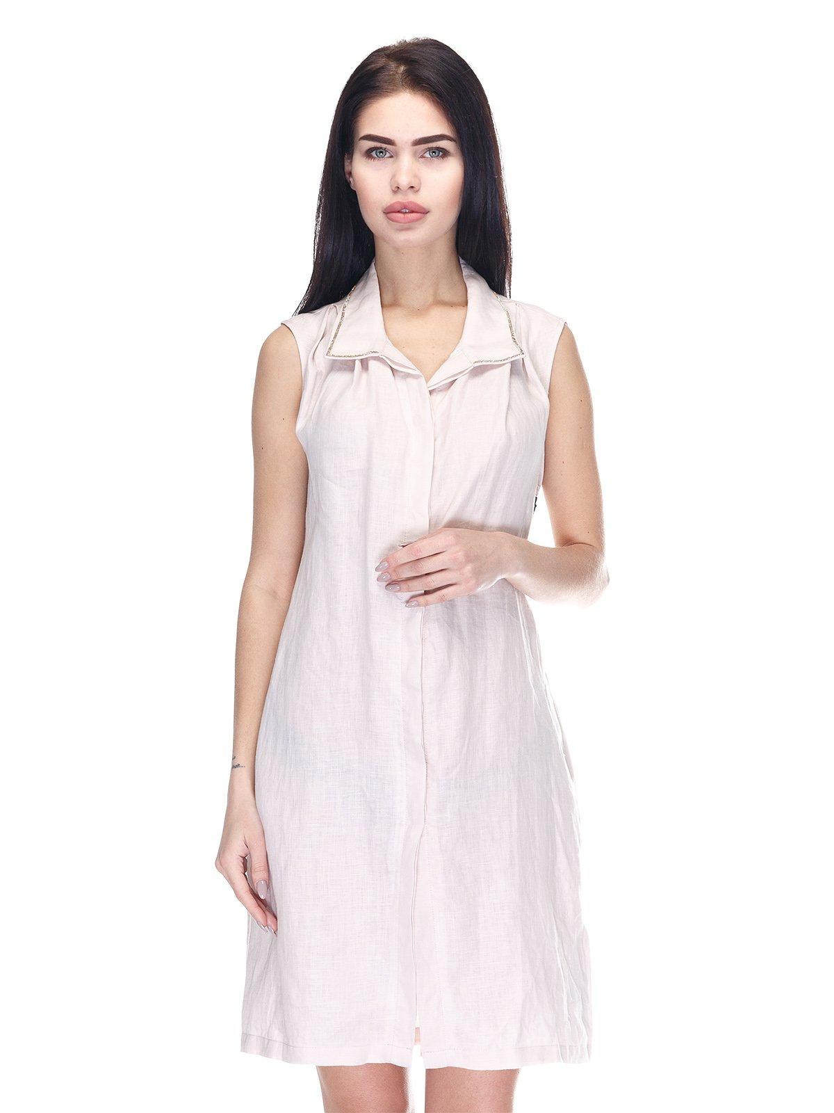 Платье бежевое | 3276581