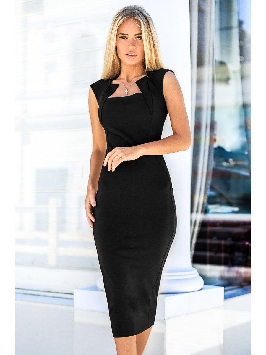 Платье черное | 2552165
