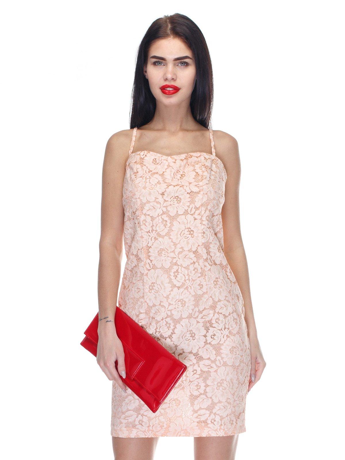 Сукня персикового кольору | 3295560