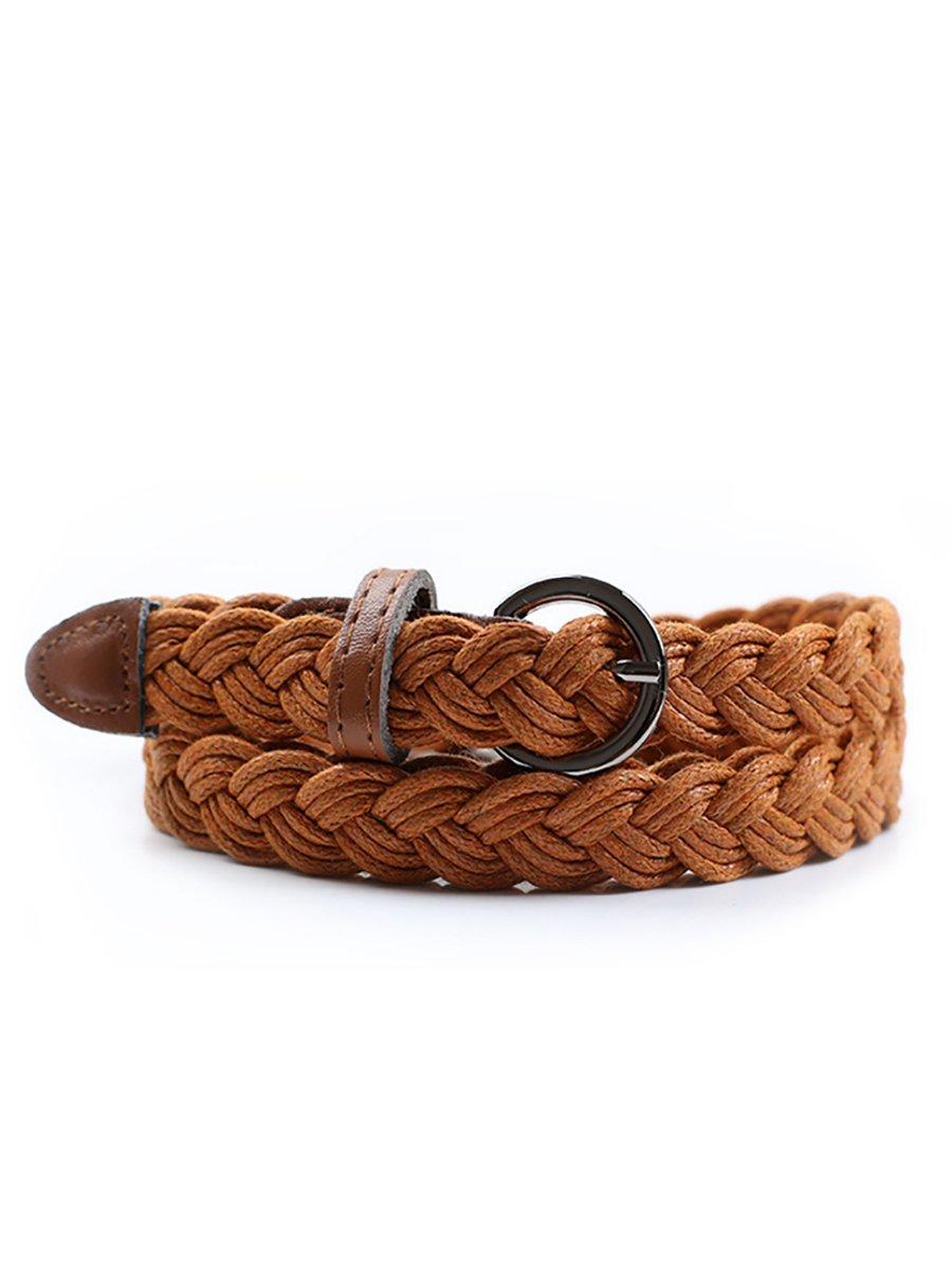 Ремінь коричневий | 3300010