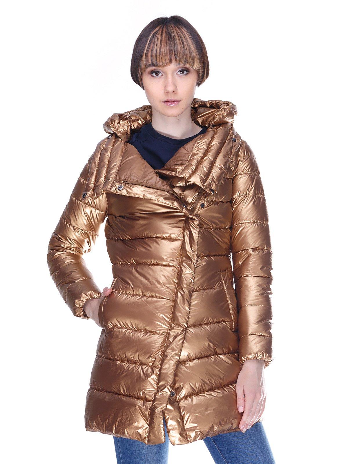 Пальто коричневое | 3019415