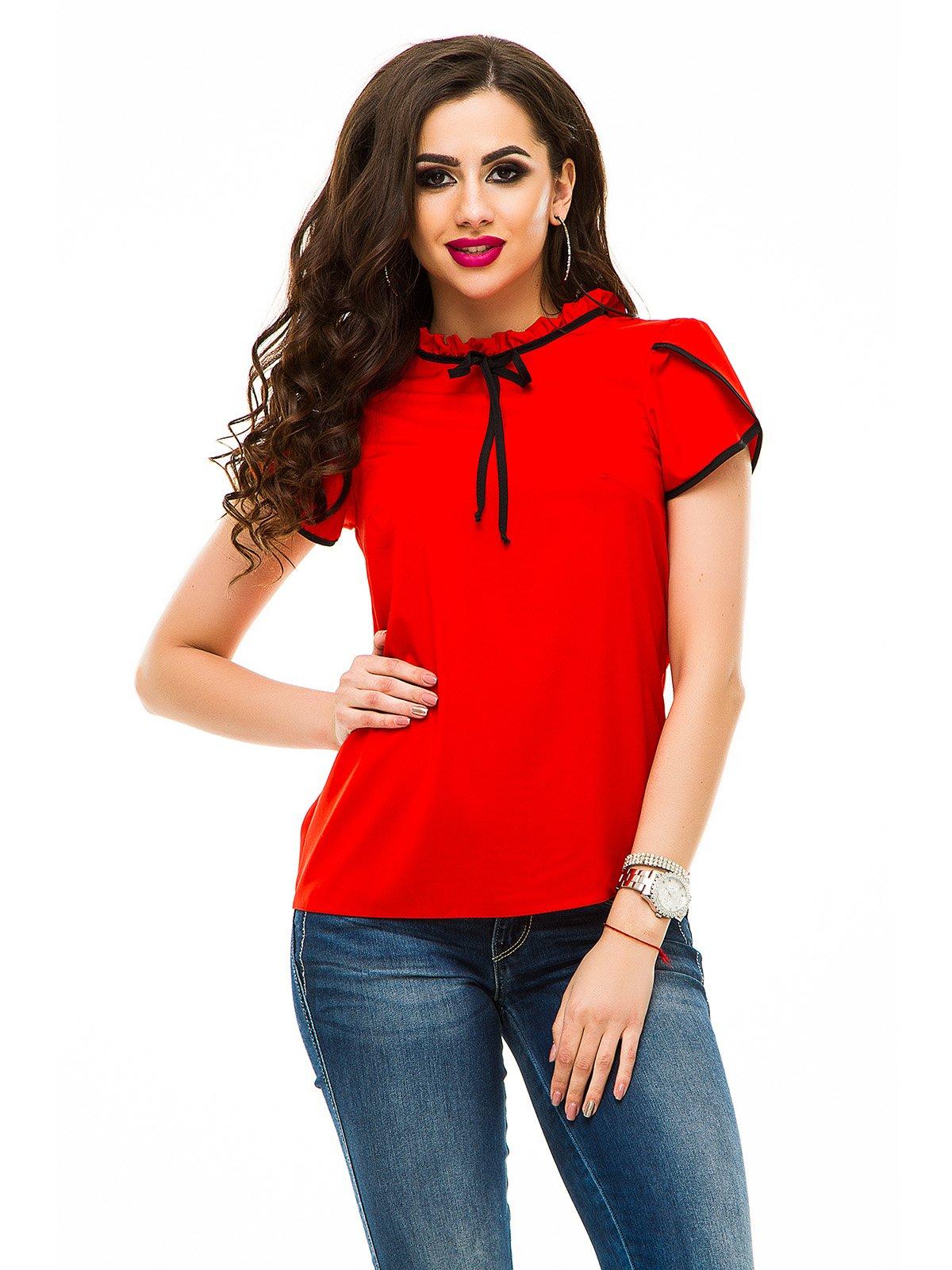 Блуза червона   3323627
