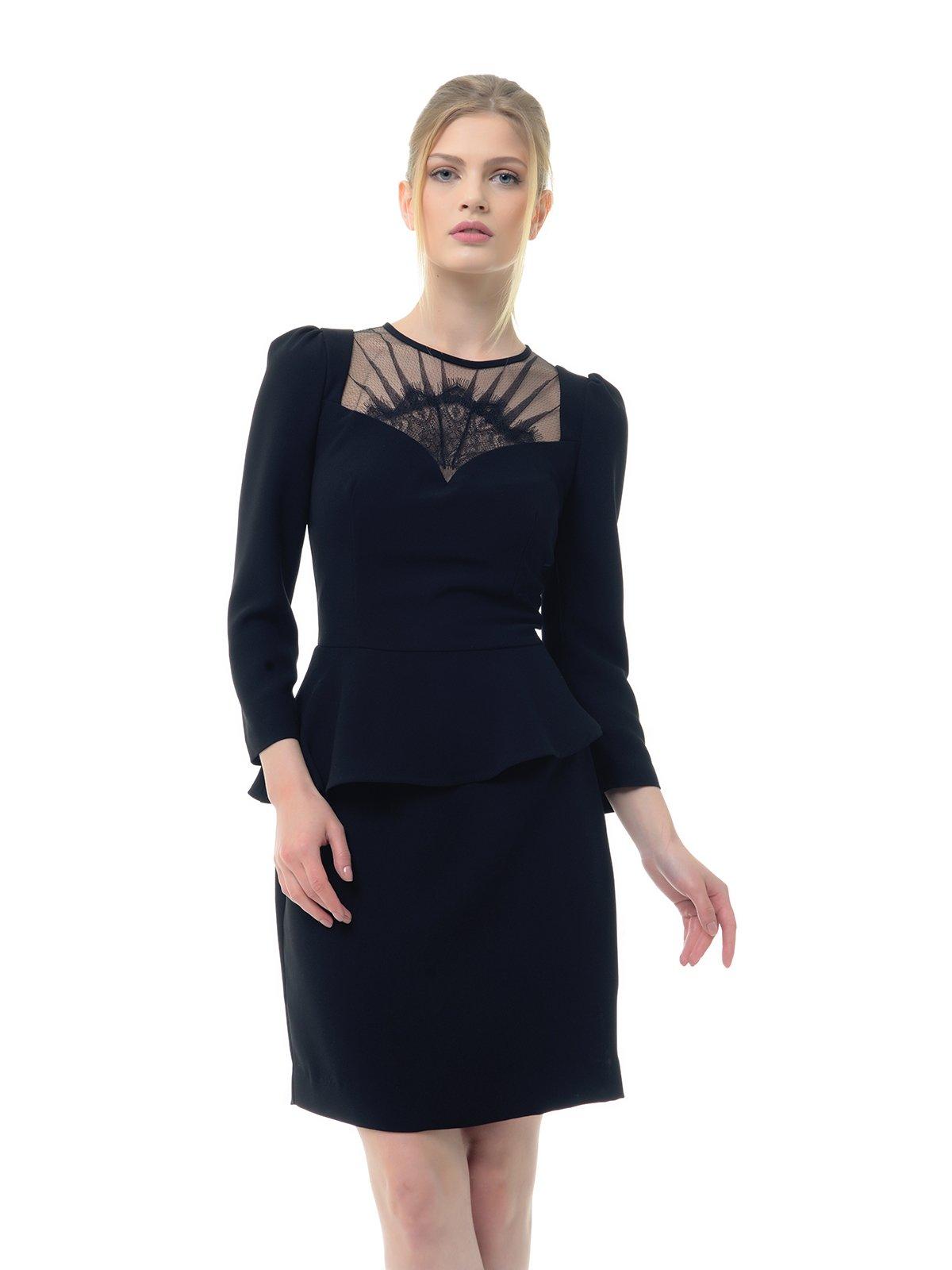 Платье черное | 3321982