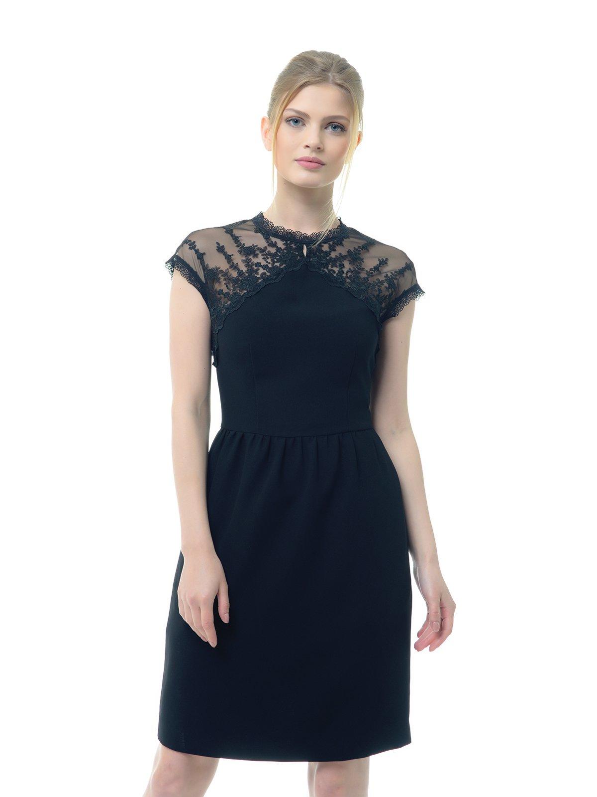 Платье черное   3321986