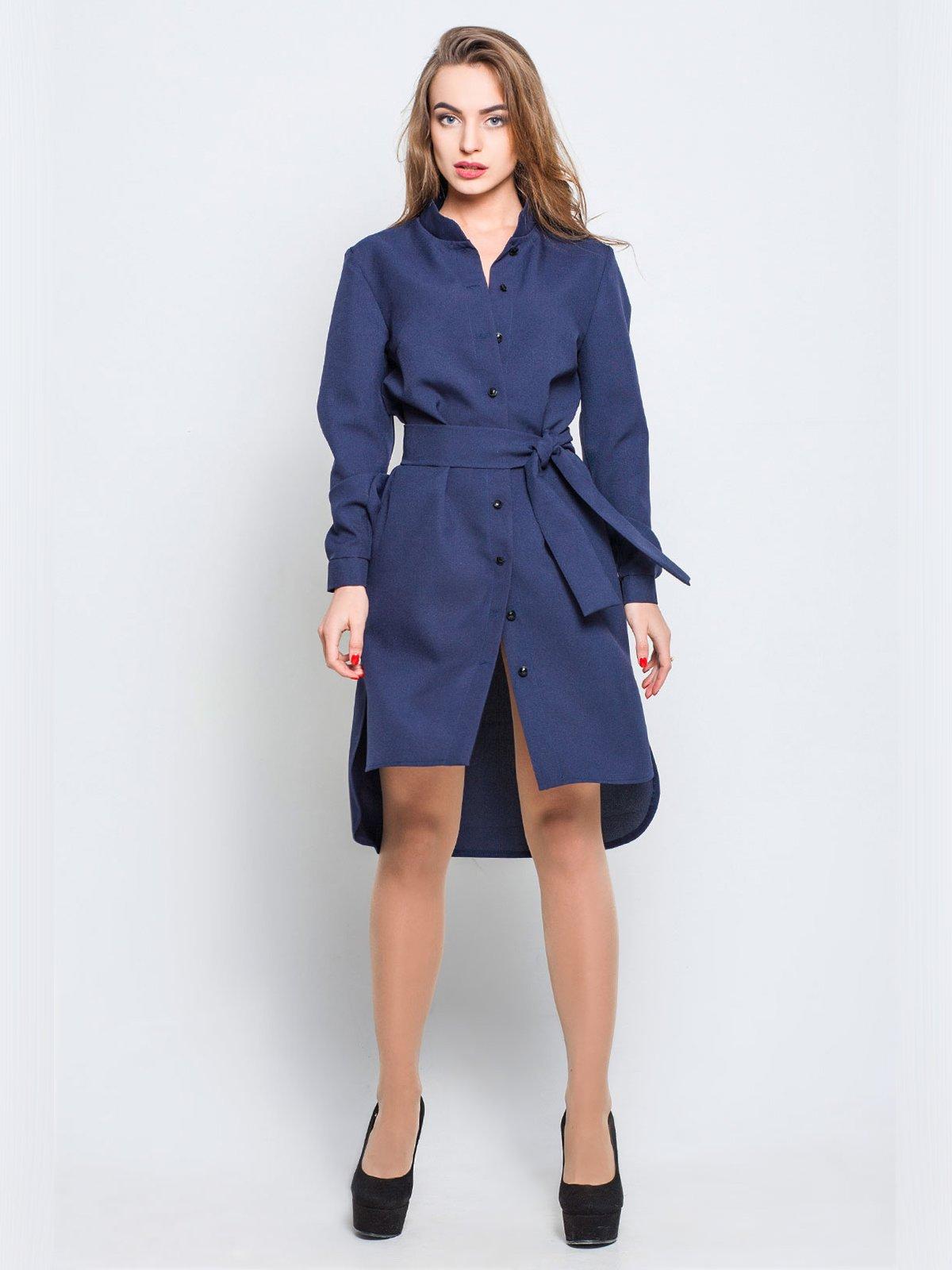 Сукня темно-синя | 3328416