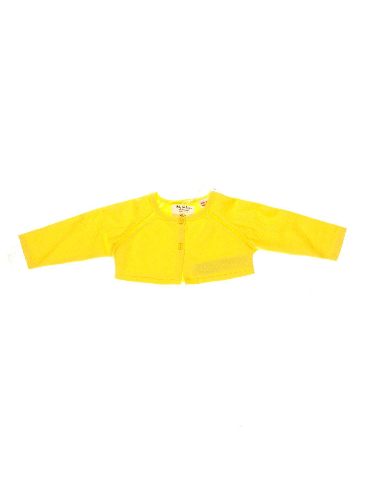 Болеро желтое | 3281004