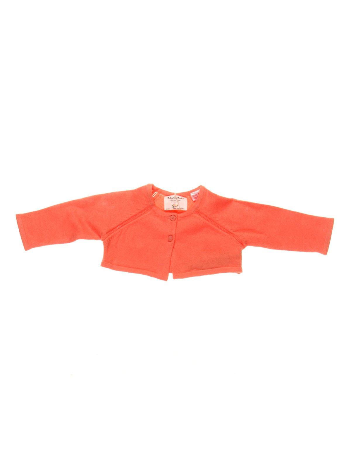 Болеро оранжевое | 3275050