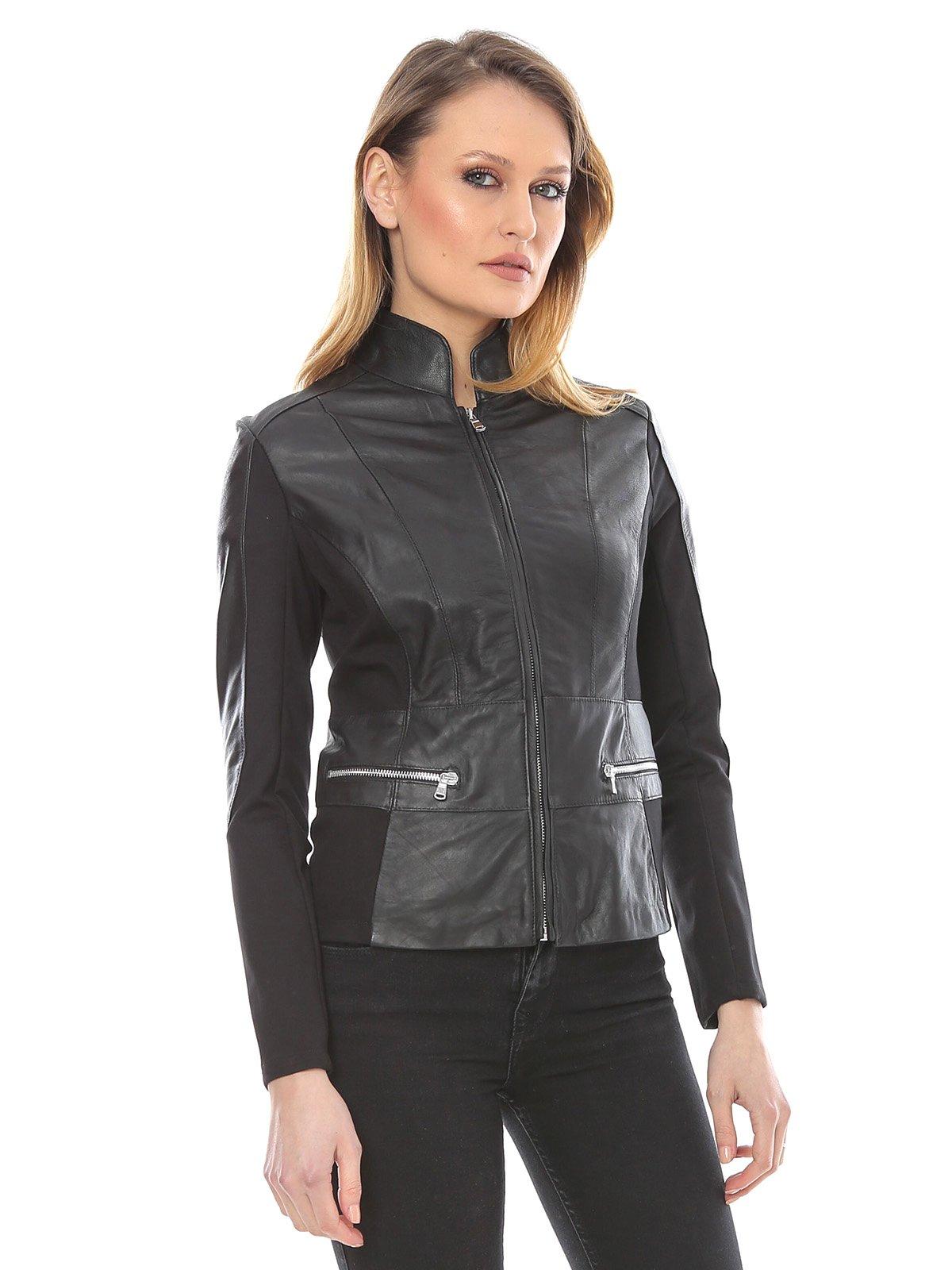 Куртка черная | 1875192 | фото 3