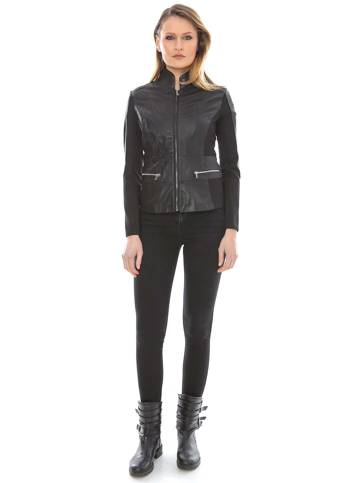 Куртка черная | 1875192 | фото 4