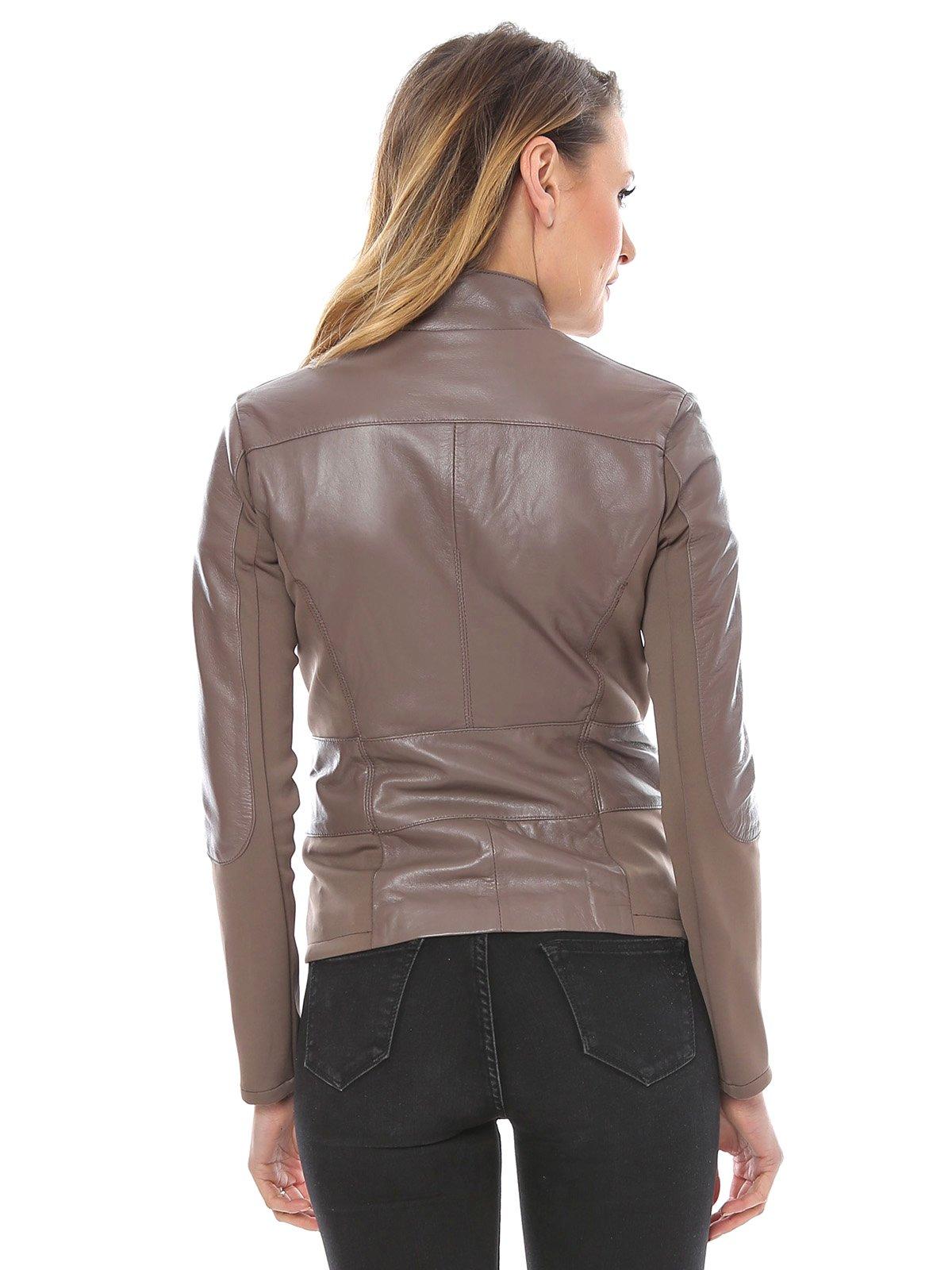 Куртка цвета фанго   1875195   фото 2