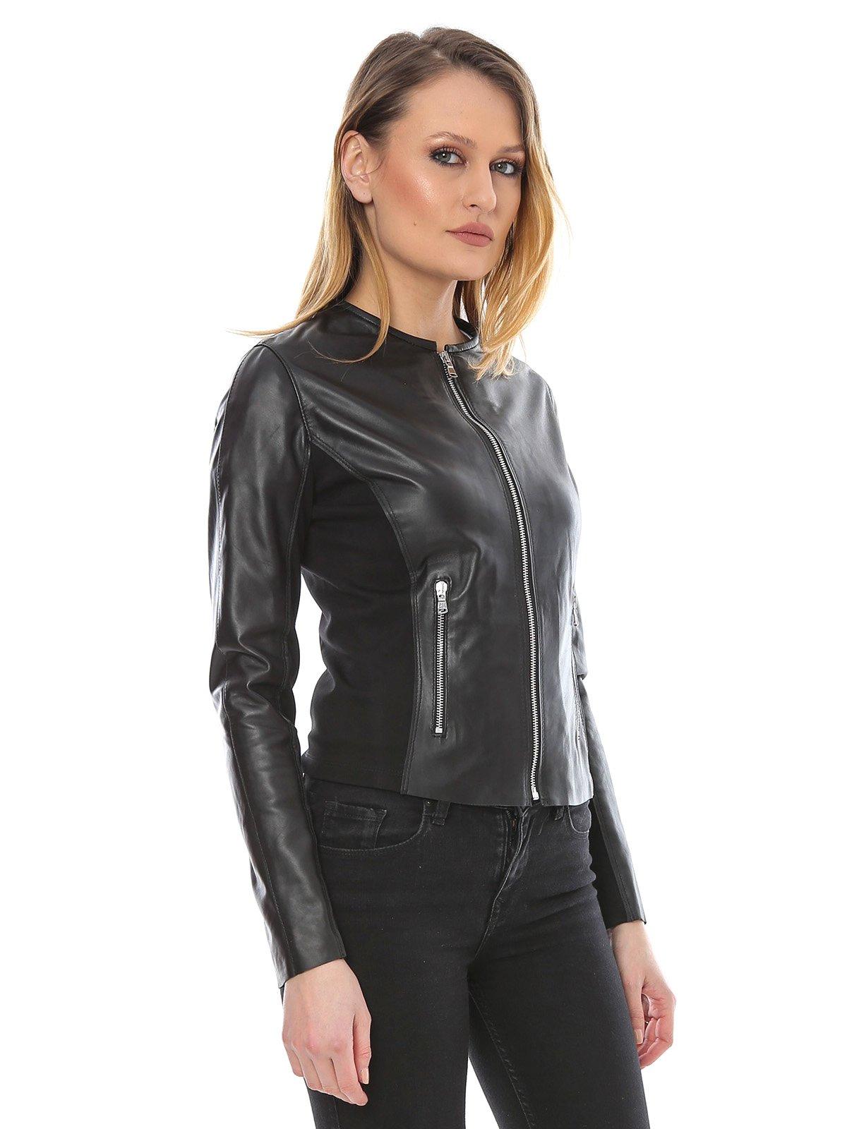 Куртка черная | 2645773 | фото 3