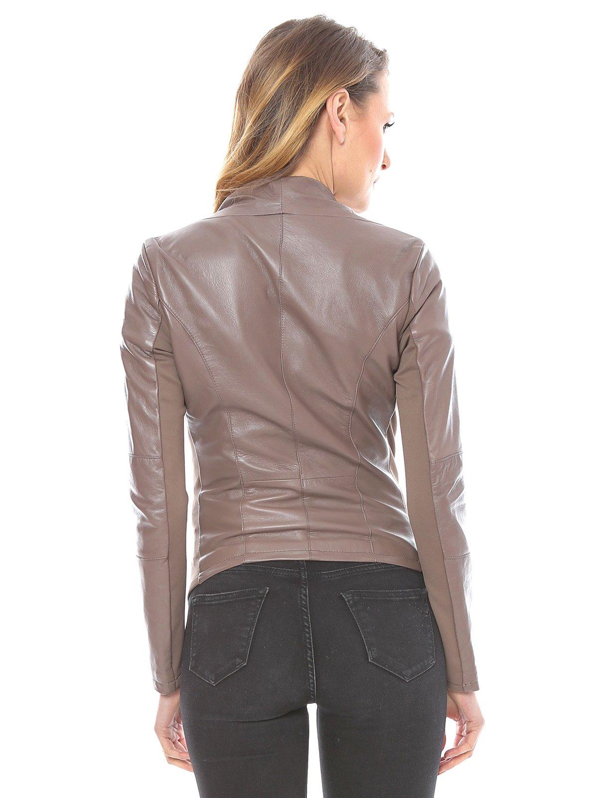 Куртка цвета фанго | 3010565 | фото 2