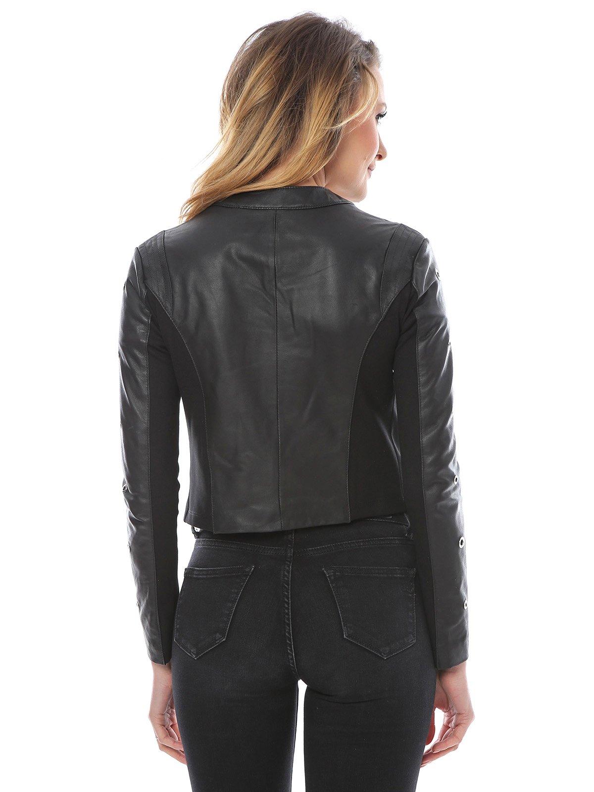 Куртка черная | 3010654 | фото 2