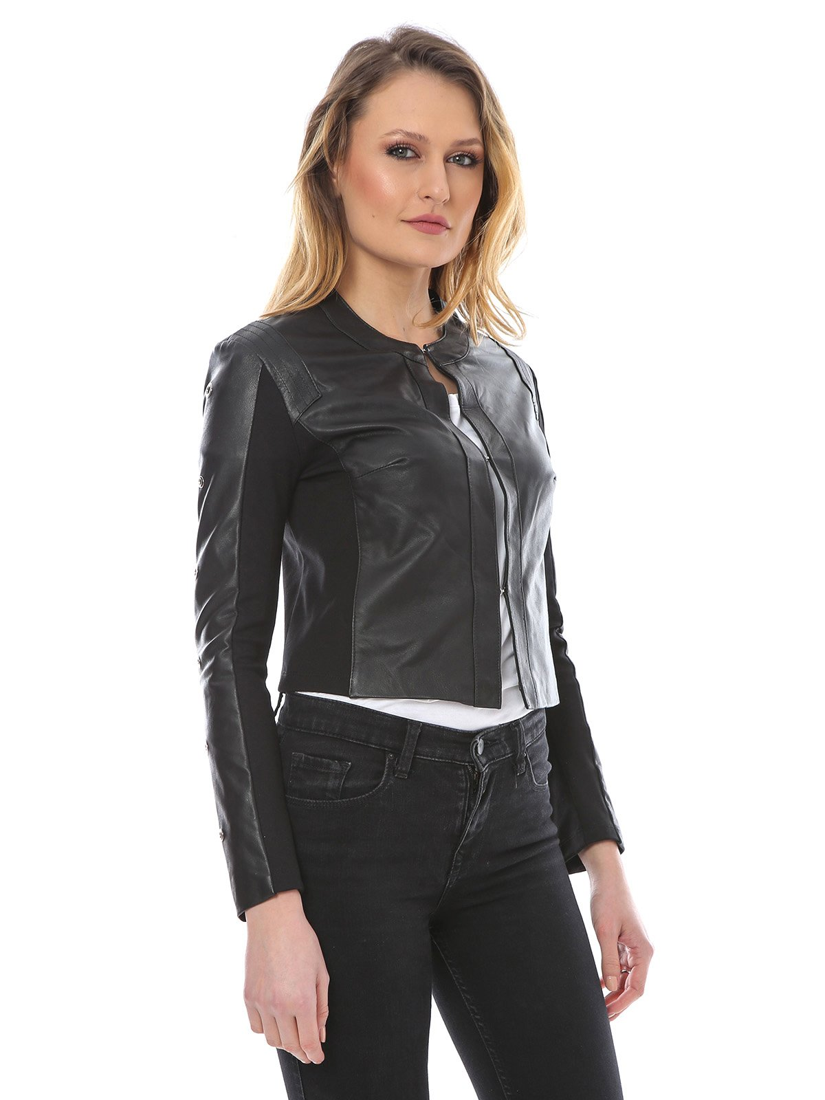 Куртка черная | 3010654 | фото 3