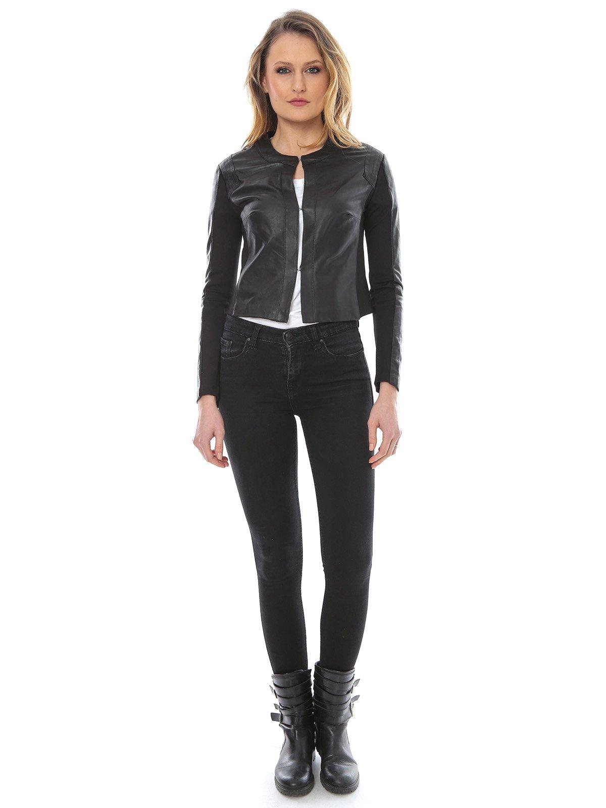 Куртка черная | 3010654 | фото 4