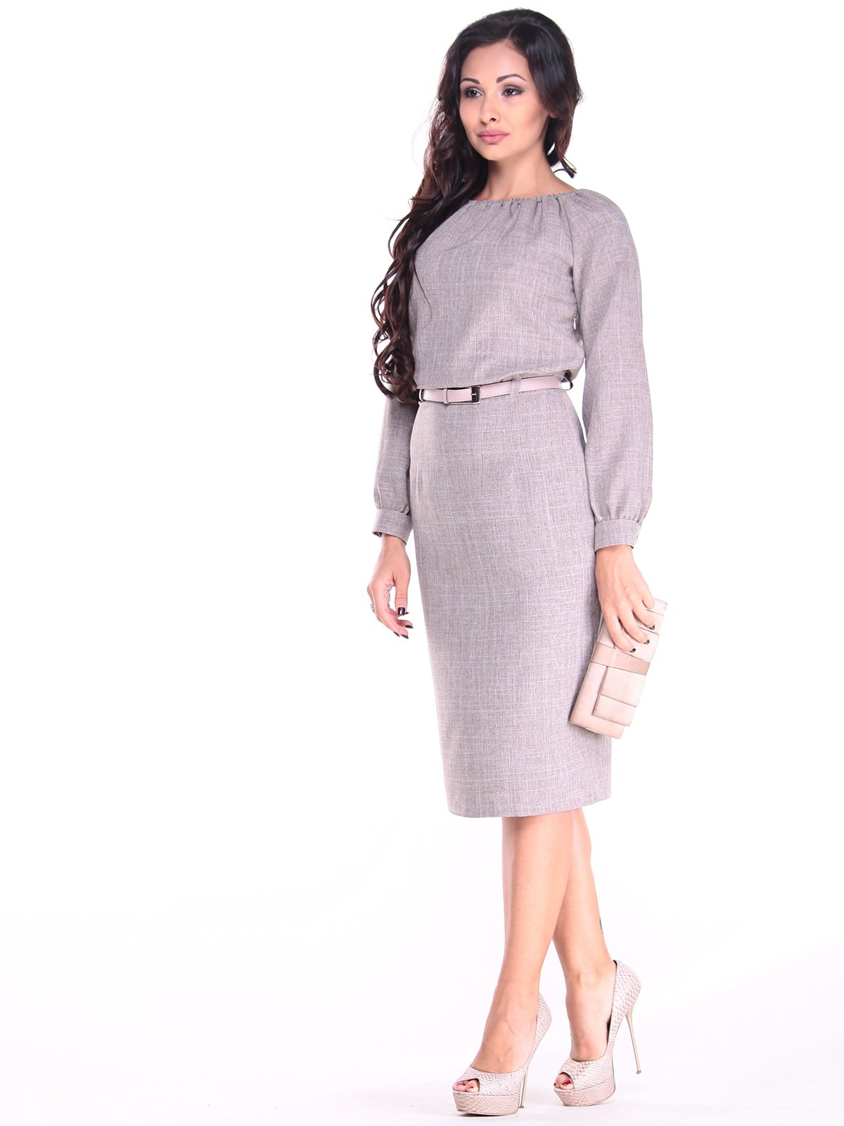 Сукня кольору мокко   3184389