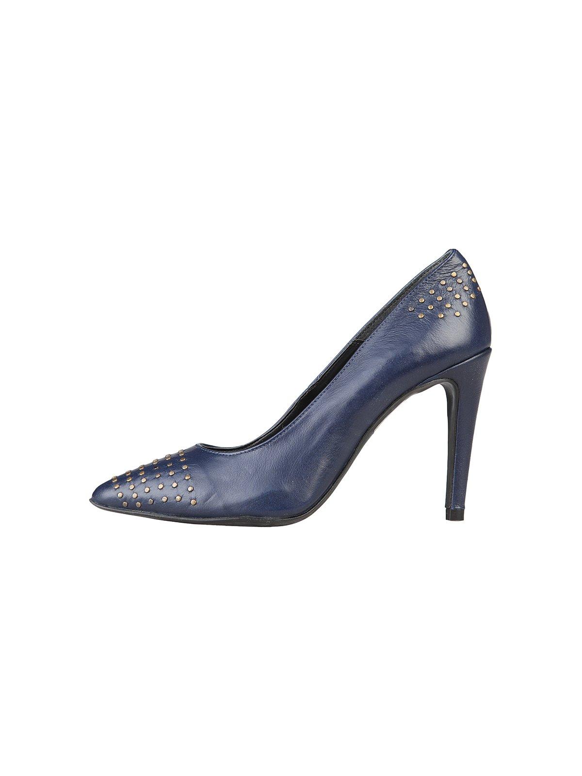 Туфлі темно-сині | 3334682